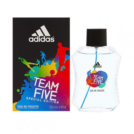 Team Five Eau de Toilette con vaporizador – Adidas