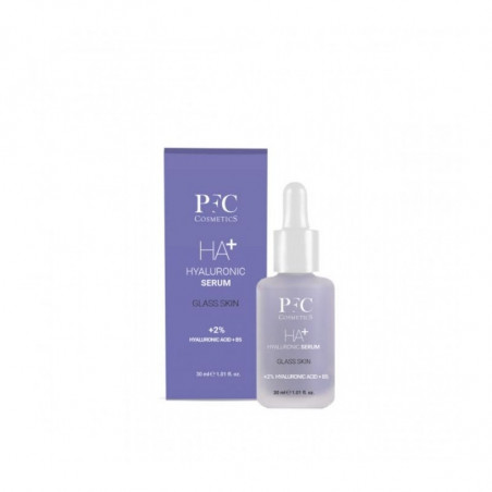 Glass Skin. Hyaluronic Serum HA+ - PFC Cosmetics