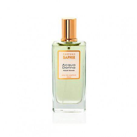 Acqua Donna eau de parfum con vaporizador - Saphir