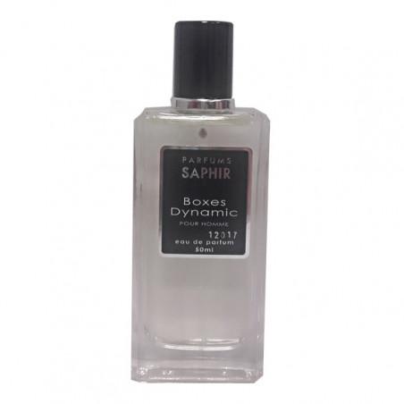 Boxes Dynamic eau de parfum con vaporizador - Saphir