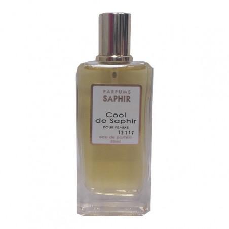 Cool eau de toilette con vaporizador - Saphir