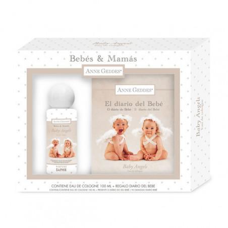Estuche Bebés & Mamás eau de Cologne - Saphir