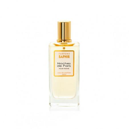 Noches de París eau de parfum con vaporizador - Saphir
