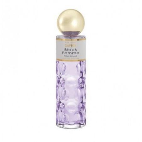 Black Femme eau de parfum con vaporizador - Saphir