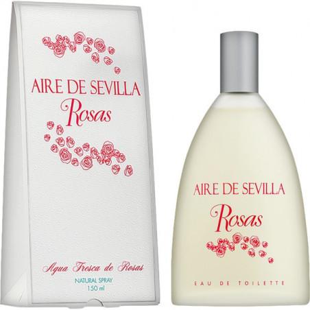 Rosas Frescas Eau de Toilette – Aire de Sevilla