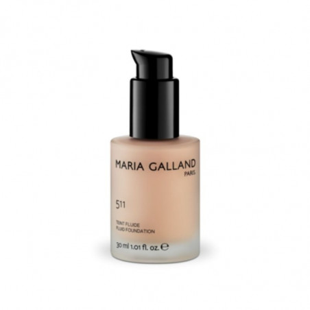 Teint Fluid. 511 Fluid Foundation - Maria Galland