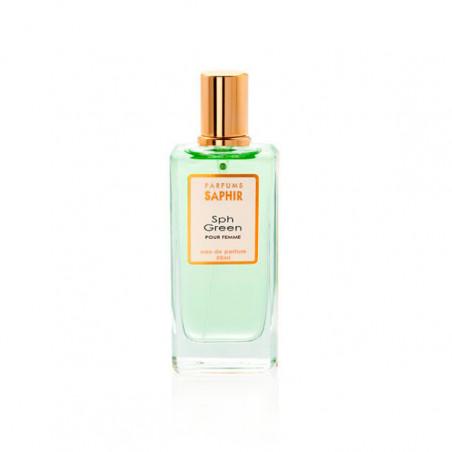 Green eau de parfum con vaporizador – Saphir