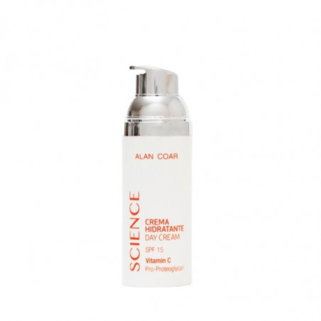 Science. Day Cream SPF15 - Alan Coar