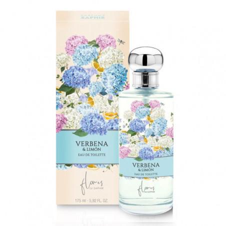 Flores Verbena y limón eau de toilette con vaporizador – Saphir