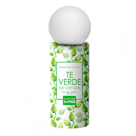 Fruits Attraction Te Verde eau de toilette con vaporizador – Saphir