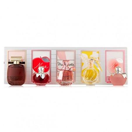 Estuche de Miniaturas - Nina Ricci