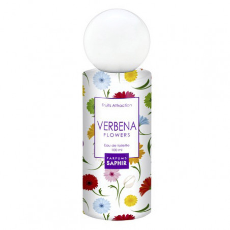 Fruits Attraction Verbena eau de toilette con vaporizador – Saphir