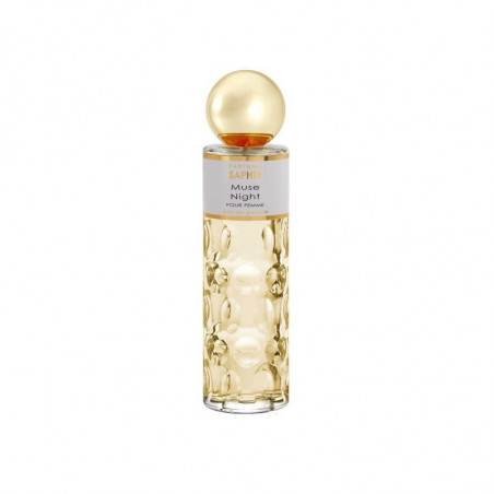Muse Night eau de parfum con vaporizador – Saphir