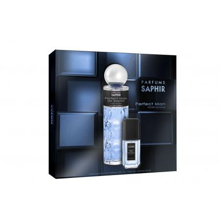 Estuche Perfect Man eau de parfum con vaporizador - Saphir