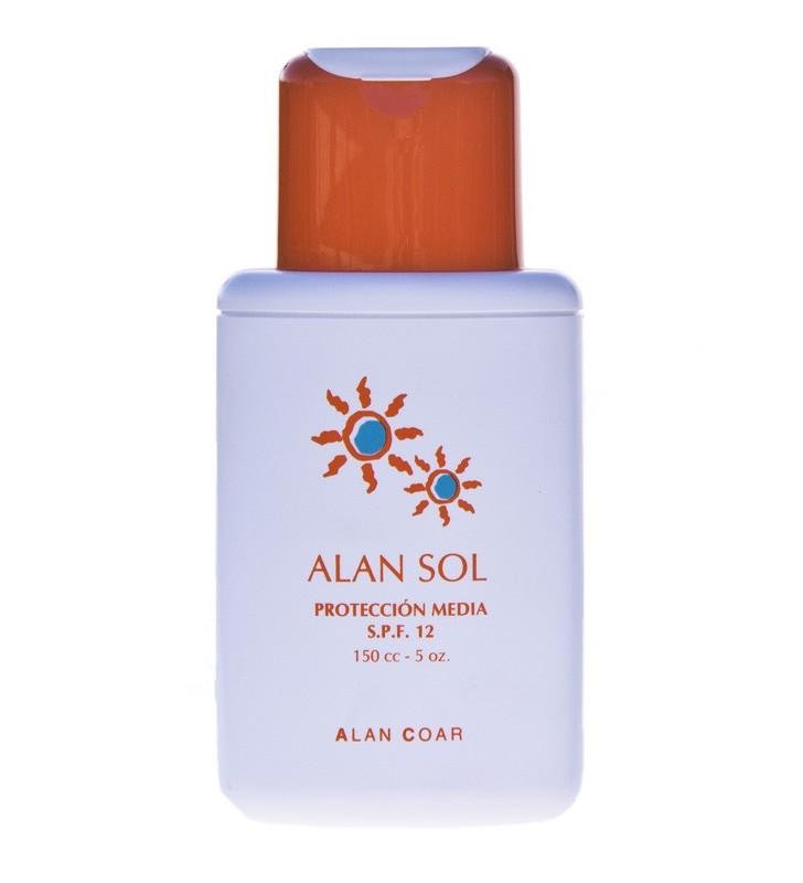 Solar. Alan Sol Facial SPF12 - ALAN COAR