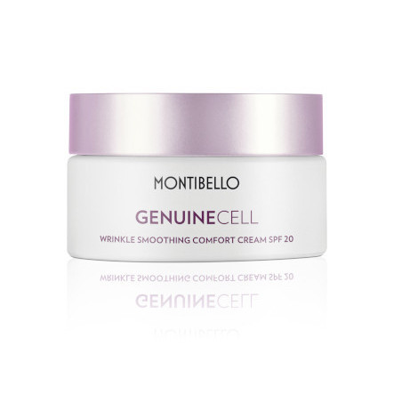 Genuine Cell. Wrinkle Smoothing Comfort Cream SPF20 - MONTIBELLO