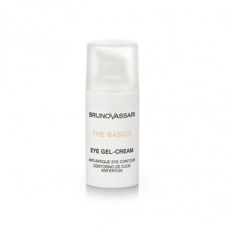 The Basics. Eye Gel-Cream - Bruno Vassari