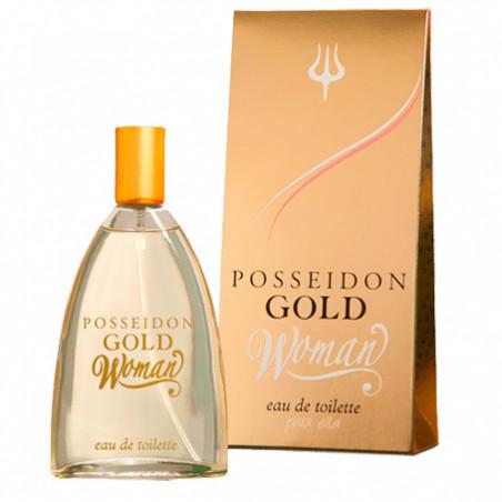 Poseidon Gold Woman Eau de Toilette con vaporizador- Instituto Español