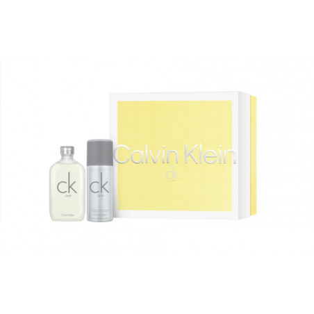 Estuche CK One Eau de Toilette con vaporizador – Calvin Klein
