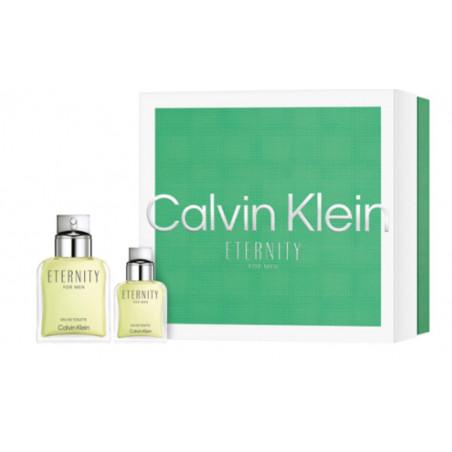 Set Eternity Men Eau de Toilette con vaporizador – Calvin Klein