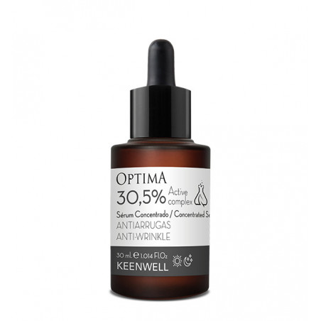 Optima. Sérum Concentrado Antiarrugas 30,5% Active Complex - Keenwell