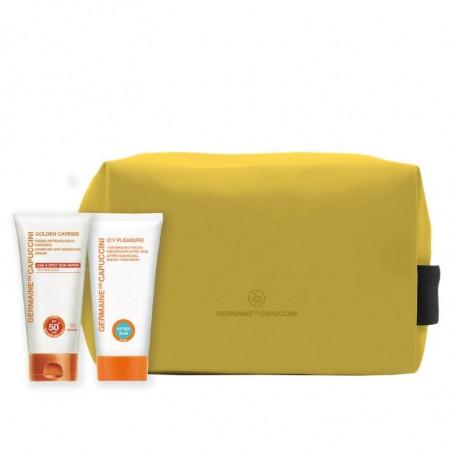 Golden Caresse. Promoción Verano Crema Antiedad Avanzada SPF50+ - GERMAINE DE CAPUCCINI