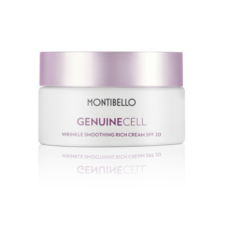 Genuine Cell. Smoothing Rich Cream SPF20 - MONTIBELLO
