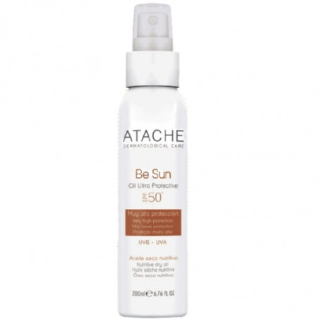 Be Sun. Oil Ultra Protective SPF50+ - Atache