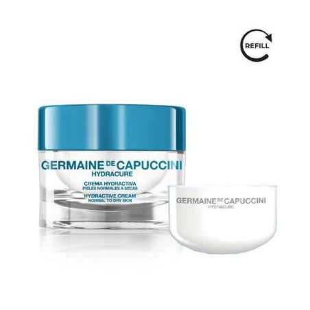 Hydracure. Eco-Refill Collection  -  GERMAINE DE CAPUCCINI