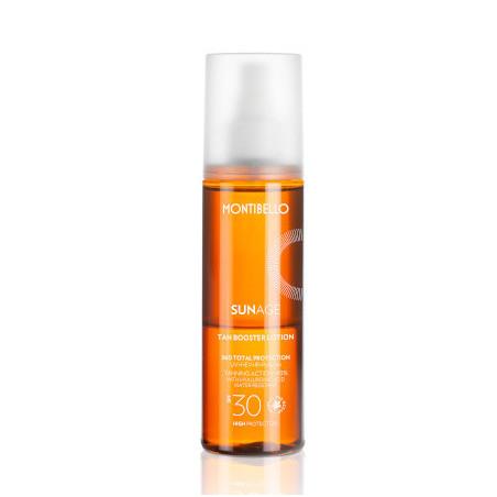 Sun Age. Tan Booster Lotion SPF30 - Montibello