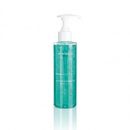Essentials. Seawater cleansing gel Hands & Face - Montibello