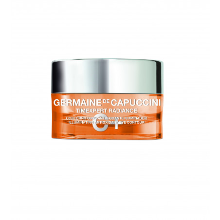 Timexpert Radiance C+. Contorno de Ojos antioxidante Iluminador - Germaine de Capuccini
