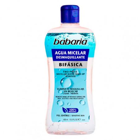 Agua Micelar Bifásica - Babaria