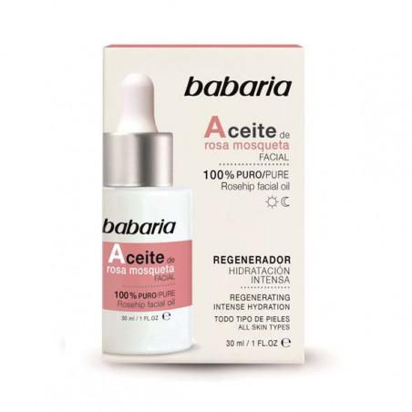 Aceite Puro Rosa Mosqueta Facial - Babaria