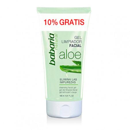 Gel Limpiador Facial Aloe Vera - Babaria
