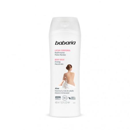 Body Milk Reafirmante - Babaria