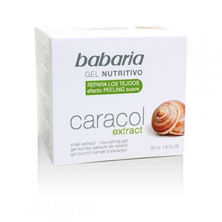 Gel Nutritivo con Extracto de Caracol - Babaria