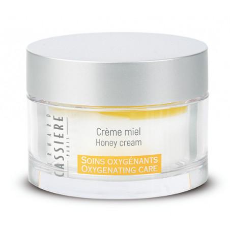 Oxigenante. Crème miel - Bernard Cassiere