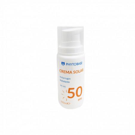 Crema Solar con Vitamina E SPF50 - PHYTOBASE