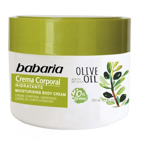 Crema Corporal con Aceite de Oliva - Babaria