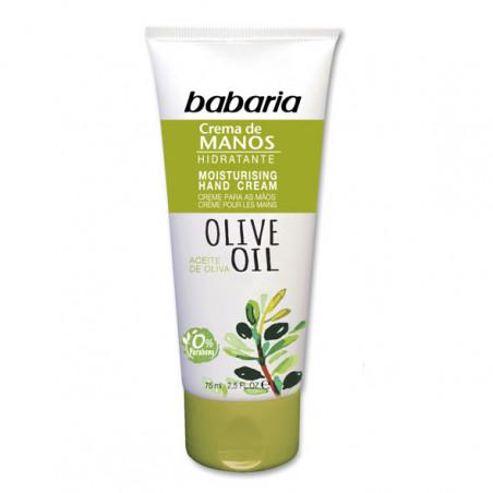 Crema de Manos con Aceite de Oliva - Babaria