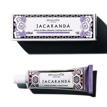 Jacarandá. Crema de Manos Calmante - BENAMÔR