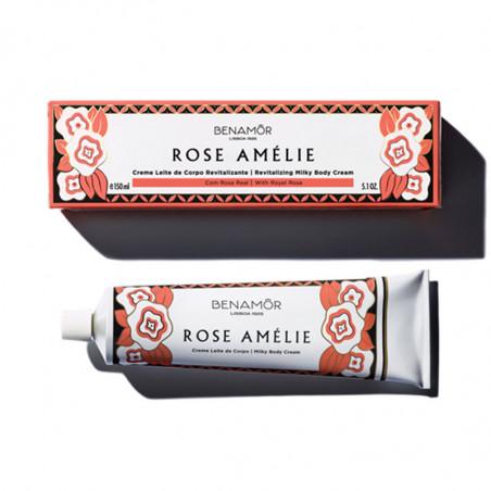 Rose Amélie. Crema Corporal Revitalizante - BENAMÔR