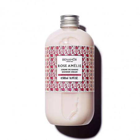 Rose Amélie. Crema de Ducha - BENAMÔR