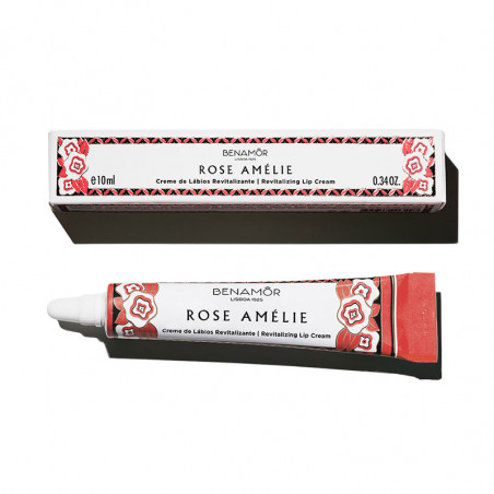 Rose Amélie. Crema de Labios Revitalizante - BENAMÔR