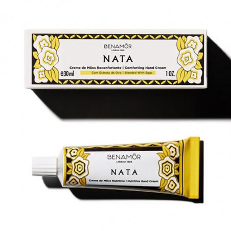 Nata. Crema de Manos Reconfortante - BENAMÔR