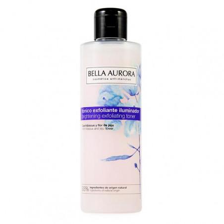 Tónico Exfoliante Iluminador - Bella Aurora