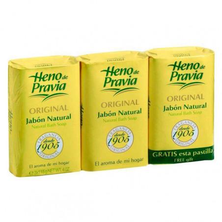 Jabón de Pastilla - Heno de Pravia