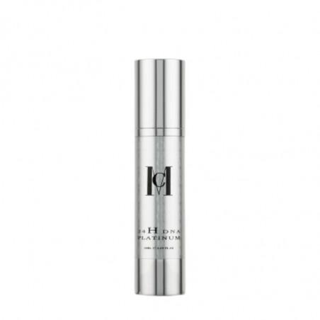 Facial lines. Platinum Cream - Medical Cosmetics