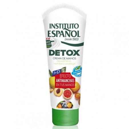 Crema de Manos Detox - Instituto Español